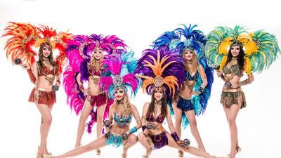 Pokaz tańca Maraquja pokazy tańca samba rewia taneczna warszawa