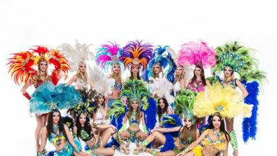 pokaz tanca opole tancerki kankan samba opole pokazy taneczne