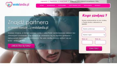 Portal dla samotnych - Erotolandia.pl