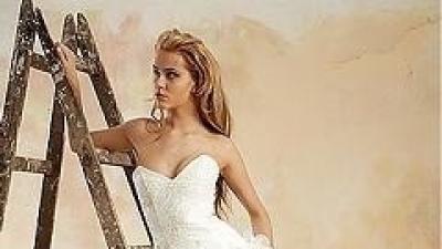 Poszukuję suknię MAGGIO RAMATTI model Bugatti, Diamond itp