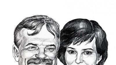 Prezent na podziękowanie dla rodziców- Karykatura lub Portret