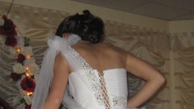 ***PRINCESSA*** suknia ślubna rozmiar 34/36