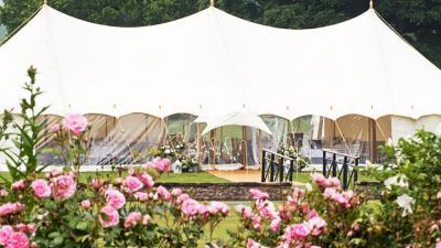 Produkcja, sprzedaż, wynajem namiotów imprezowych- namiot na wesele, ślub, event.