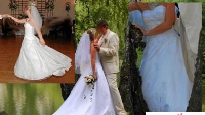 Przecudna suknia ślubna La Sposa typ 819