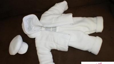 przedam ubranko do chrztu