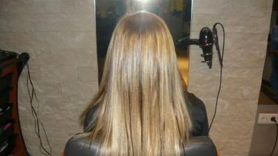 Przedłużanie i zagęszczanie włosów-Laser Extend