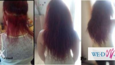 Przedłużanie włosów Gdynia