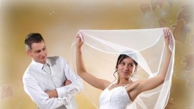 Przepiękna biała suknia