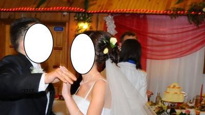 Przepiękna, biała suknia ślubna. r. 34- 38