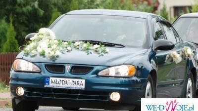 Przepiękna dekoracja na samochod