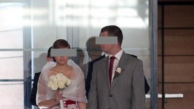 Przepiękna hiszpańska suknia ślubna