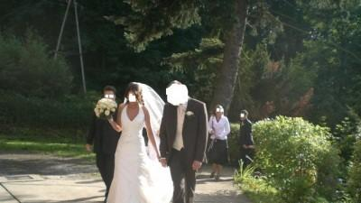 Przepiękna i subtelna suknia ślubna