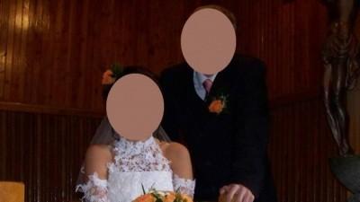 Przepiękna i wyjątkowa suknia ślubna