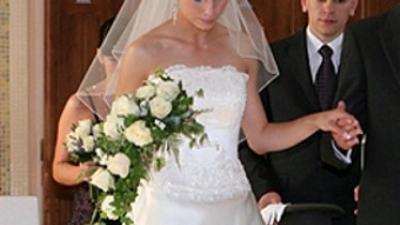Przepiękna, klasyczna suknia ślubna. Robi ogromne wrażenie!
