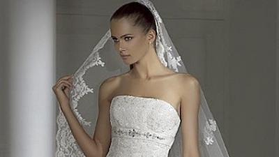 Przepiękna koronkowa suknia La Sposa _FRONTERA