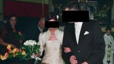 Przepiękna, odważna, niezapomniana suknia ślubna!!