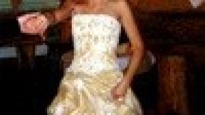 Przepiękna,oryginalna suknia!