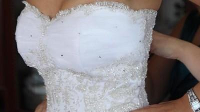 przepiekna suknia dla księżniczki