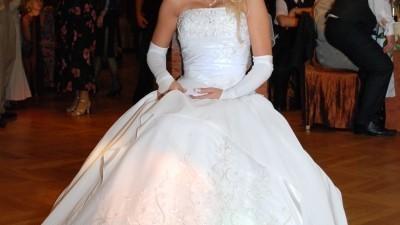 Przepiękna suknia Eddy K 1333