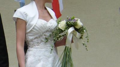PRZEPIĘKNA suknia Sincerity 3561