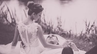 Przepiękna Suknia Ślubna !