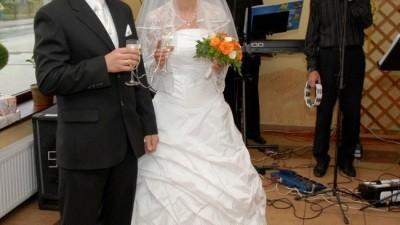 Przepiękna suknia ślubna 36/38 Cudo