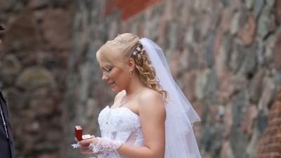 Przepiękna suknia ślubna Annais Lady Marion Koszalin