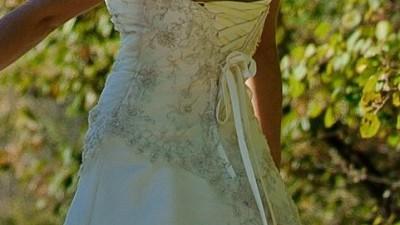 Przepiękna suknia ślubna Annais model Moon