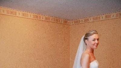 Przepiękna suknia ślubna ANNANIS MARYS