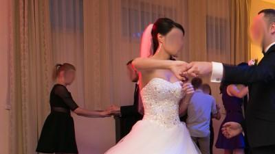 Przepiękna suknia ślubna biała roz 34/36 Relevance Bridal Tango LuLu, Princessa