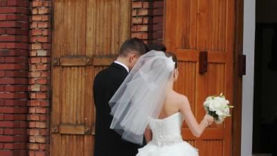 Przepiękna suknia ślubna Diane Legrand 2014