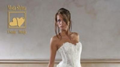 Przepiękna suknia ślubna !! Gorąco polecam