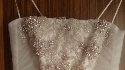Przepiękna suknia ślubna. Jedyna taka, szyta na zamówienie.