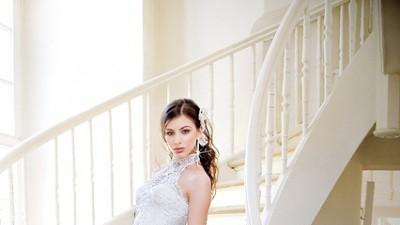 Przepiękna suknia ślubna, model DONNA KOLEKCJA 2009