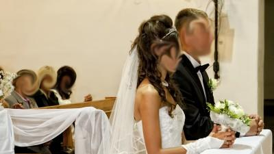 Przepiękna suknia ślubna!!!rozm 36