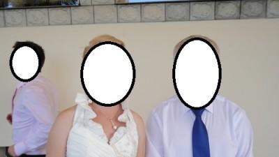 Przepiękna śuknia ślubna rozm 38/40 Ecru