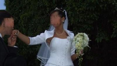 Przepiękna suknia ślubna! rozmiar 36