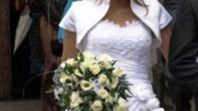 Przepiękną suknia ślubna rozmiar 38