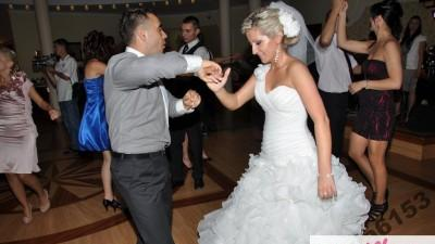 Przepiękna suknia ślubna San Patrick Capricho 2011/2012