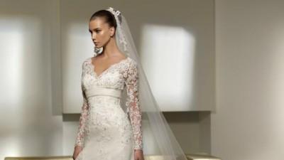 Przepiękna suknia ślubna San Patrick Pirineo