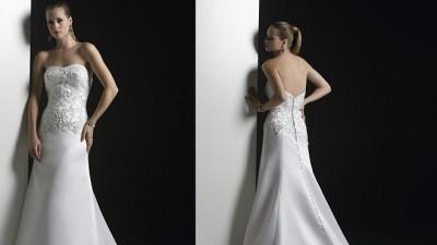 Przepiękna suknia ślubna SINCERITY kolekcja SweetHeart 5894