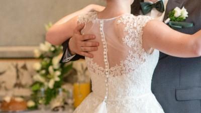 Przepiękna suknia ślubna Sposabella Dream