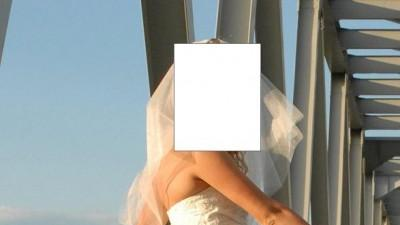 Przepiekna suknia ślubna!! Tanio!! gratisy!!