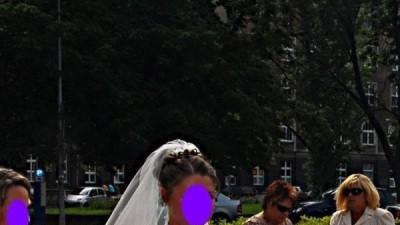 Przepiękna suknia ślubna - Warszawa