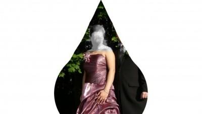 Przepiękna suknia wieczorowa (moja ślubna)