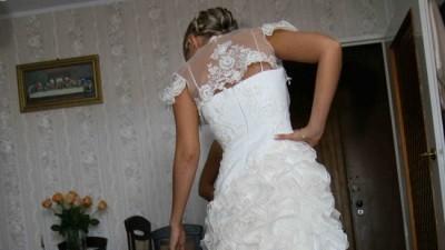 Przepiękna suknia z kolekcji Emmi Mariage roz 36