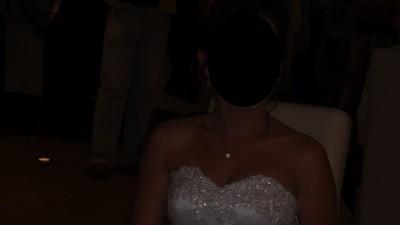 PRZEPIĘKNA ZJAWISKOWA SUKNIA ŚLUBA - EMMI MARIAGE MARABU