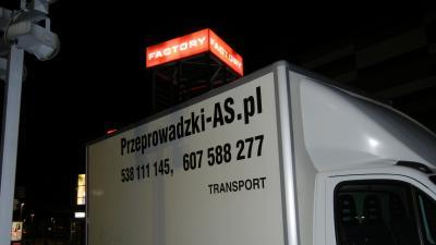 Przeprowadzki AS Wrocław