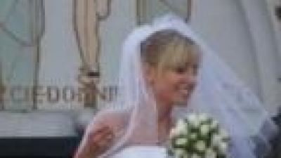 Prześliczna delikatna suknia ślubna Danalea