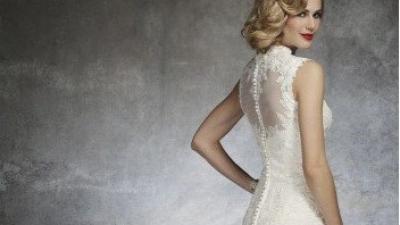 Prześliczna, klasyczna, romantyczna suknia Justin Alexander 8656